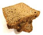 Фото Хлеб на закваске ржано-пшеничный с приправами на выбор (1 шт.)