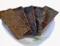 Хлебцы Горчичные сыроедческие 100г (1 уп.)