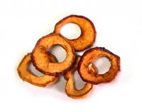 Яблоки сушеные кольцами (100 г)