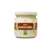 Масло кокосовое первого холодного отжима (180 мл)