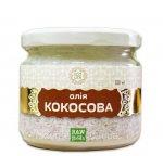 Масло кокосовое первого холодного отжима (300 мл)