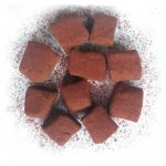 Фото Конфеты шоколадно-апельсиновые (100 г.)