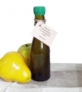 Фото Масло льняное холодного отжима, из желтого льна (200 мл)