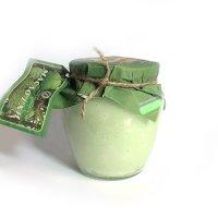 Масло Гхи кокосовое с хлорофиллом (500мл)