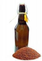 Масло семян рыжика холодного отжима домашнее (500 мл)