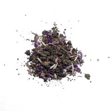 Фото Иван-чай ферментированный зеленый с цветом 50 г (1 уп.)