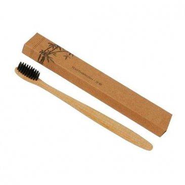 Фото Щетка зубная бамбуковая ( 1 уп.)