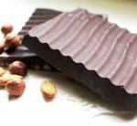 Шоколад на керобе с изюмом и грецким орехом 50 г