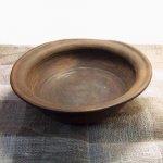 Фото Тарелка глиняная глубокая