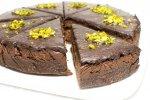 """Торт """"Шоколадный с бананом"""", 1.14 кг"""