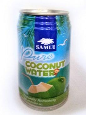 Фото Вода кокосовая  320мл  (1уп.)