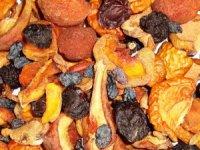 Украинские сушеные фрукты и овощи